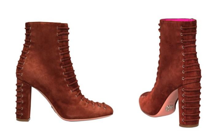 Boots Bondage de Oscar Tiye à 709 euros