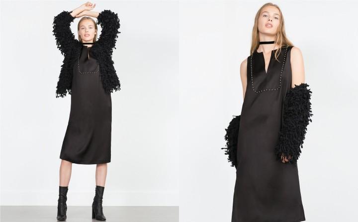 Robe Zara à 12,99 euros
