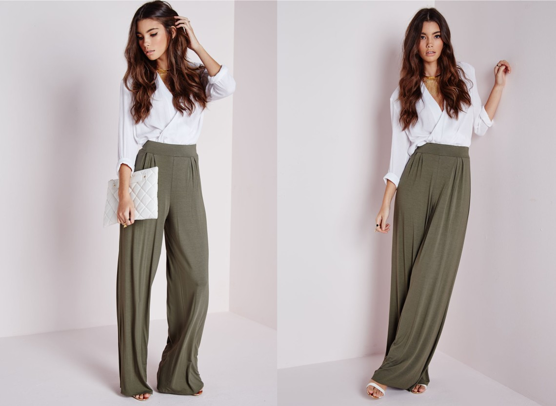 pantalon ample - jupe culotte - tendance printemps été 2016 - miss guided