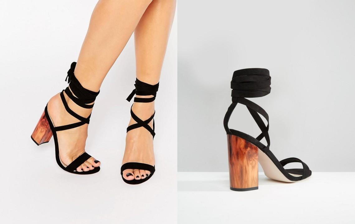 Chaussures block heels - chunky heels - gros talons - ete 2016 (2)