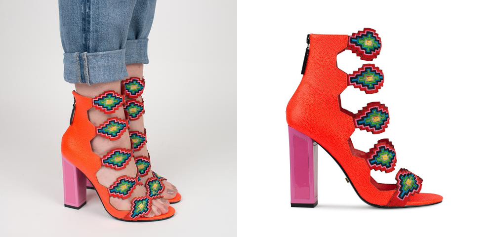 Chaussures block heels - chunky heels - gros talons - ete 2016 (8)